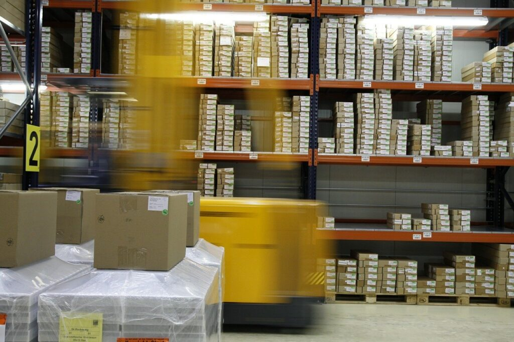 inventory warehouse management wms system
